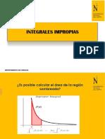 SEMANA4 -PPT CALC2-INTEGRALES IMPROPIAS-2019 2