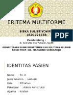 PRESUS ERITEMA MUTIFORME