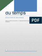 management du temps.docx