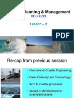 Coastal Planning Management-Lesson2-CoastalFeatures