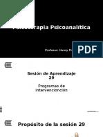PPT SESIONES 15. INTERVENCION
