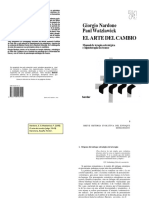 02. Nardone-Watzlawick (1995) - Breve historia evolutiva del enfoque estratégico.pdf