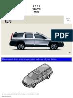 volvo xc70 2007 user manual airbag seat belt rh scribd com 2009 Volvo XC70 2007 Volvo XC70 Interior