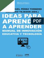 Ideas para aprender a aprender manual de innovación educativa y .pdf
