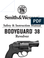S&W BodyGuard 38 Revolver Manual 07-22-10