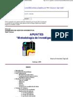 MANUAL DE METODOLOGÍA DE INVESTIGACIÓN