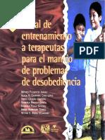 Manual de entrenamiento a terapeutas para el manejo de problemas.pdf