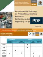 Procesamiento Primario de Productos Acuicolas