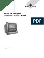 MANUAL DO TRANSMISSOR DE FLUXO M300