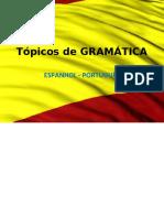Comparativo - Espanhol