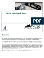 Equity-Valuation