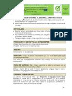 Guía 4. Competencias de la comunicación empresarial