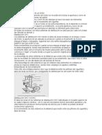 Sistemas de distribución de un motor