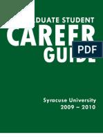 Grad Career Guide