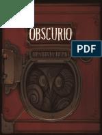 Правила игры Обскурио