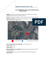 Informe evaluacion ambiental