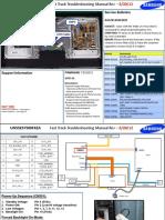 Samsung UN55ES7500FXZA Fast Track