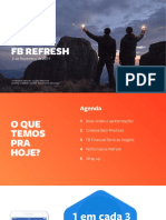 Facebook Refresh 2019