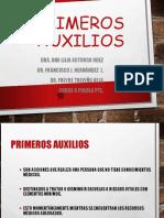 PRIMEROS AUXILIOS2.0