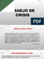 GESTIÓN DE CRISIS CSA