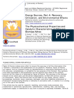 Energy Sources Part A Recovery Utilization and Environmental Effects Volume 36 issue 4 2014 [doi 10.1080_15567036.2012.722746] Huang, S.; Wu, S.; Wu, Y.; Gao, J. -- The Physicochemical Properties an