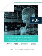 Máster Telefonica en Big Data y Business Analytics - Guía Completa - 8a Edición