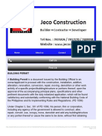 Building OfficialsRequirements for Building PermitsBuilding PermitsPhilippine