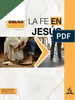 Curso Bíblico la Fe En Jesus