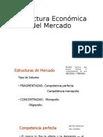 Estructura Económica del Mercado JJVL