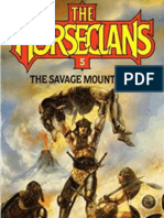 Horseclans 05 - The Savage Mountains - Adams, Robert