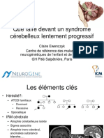 syndrome_cerebelleux_progressifs_Ewenczyk
