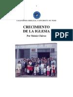 D-CRECIMIENTO DE LA IGLESIA