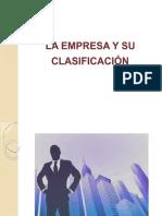 Empresas y su clasificacion.pptx