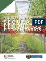 Guia utilizacion segura fitosanitarios  - OSALAN [2018]