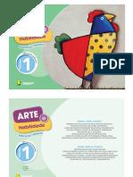 Arte e habilidade vol.1 Educação Infantil