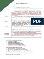 Bahasa inggris analytical exposition