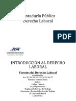 Derecho Laboral - 2 Introducción al Derecho Laboral 2.pptx