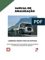 Manual Cam Rigido Fora de Estrada R4