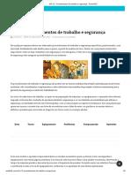 NR-12 - Procedimentos de trabalho e segurança - Portal R2S