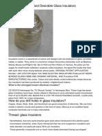 The Most Common and Desirable Glass Insulatorsfglhn.pdf