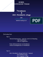 CVD thrombosis and antithrombotic drugs BI3BE8 09-10.ppt