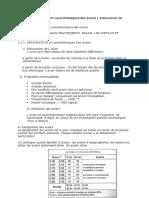 designation et caracteristiques des aciers