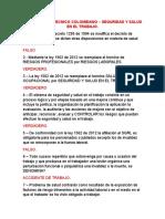 EXAMEN 1 seguridad y salud en el trabajo - politecnico de colombia