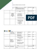 Formacion Ciudadana, Economía y Sociedad Planificación