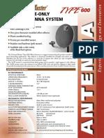Catalogue Channel Master Offset Antenna