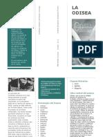 Características Principal folleto