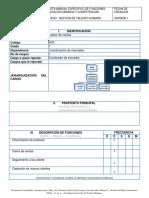 MANUAL DE FUNCIONES ASESOR