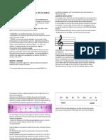 Cómo se produce el sonido de las notas musicales