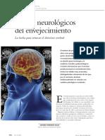 Aspectos neurológicos del envejecimiento