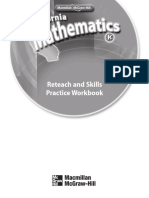 Math Practice1 Kindergarten